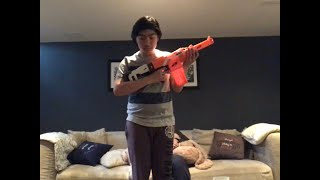 Nerf War: The First Of Many