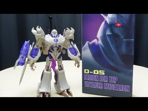 DMY PHARAONIC ADD ON FOR TRANSFORMERS PRIME VOYAGER MEGATRON: EmGo Builds Stuff