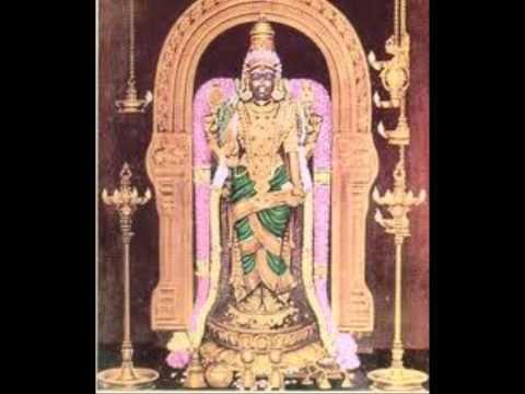 Garbharakshambikai Kavacham By Sudha Raghunathan