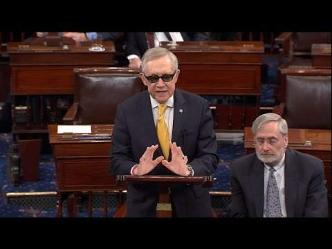 "Reid rips NFL for punishing Brady, ignoring ""racist"" Redskins name"
