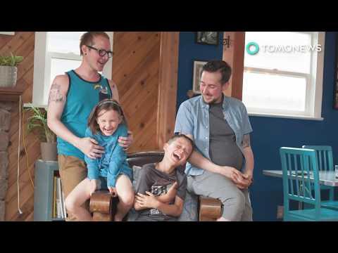 Trans birth: Pregnant transgender man gives birth to baby boy - TomoNews