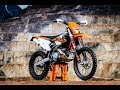 KTM TPI Fuel Injected Two Stroke Enduro Bikes