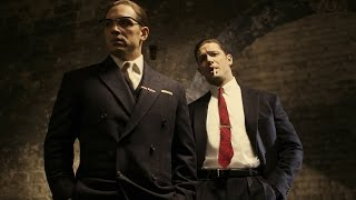 LEGEND | OFFICIAL TEASER TRAILER | TOM HARDY KRAY TWINS MOVIE