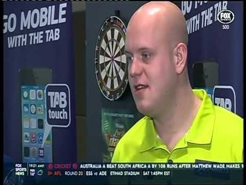 Perth Darts Masters - Fox Sports News - August 12, 2015