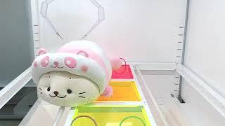 Toreba Shirotan - Pink Panda Big Plushy