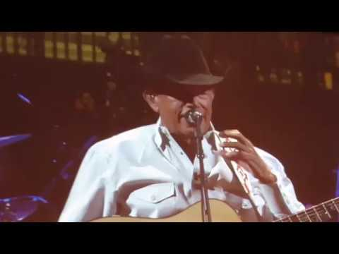 George Strait - Greeting & Easy Come, Easy Go/2017/Las Vegas, NV/T-Mobile Arena