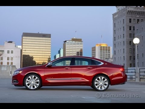 2015 Chevrolet Impala Start up and Review 3.6 L V6