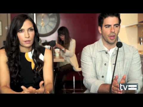 Hemlock Grove Season 2 Interview: Famke Janssen & Eli Roth
