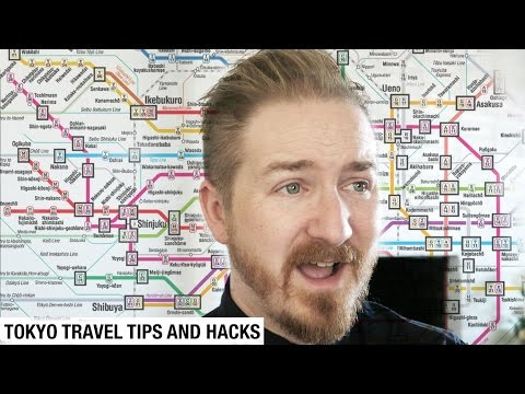 Tokyo Japan Travel Tips and Hacks! Top 11 things to make your trip smoother!