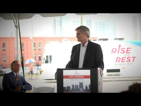 Gov. Bill Haslam : Rise of the Rest