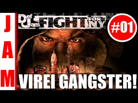 VIREI GANGSTER! - DEF JAM FIGHT FOR NY.