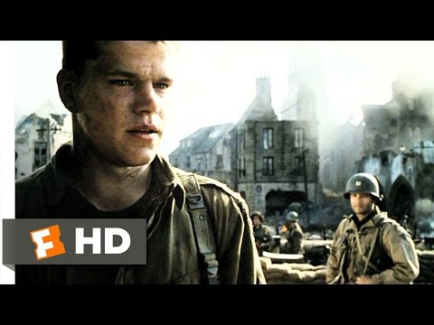 Saving Private Ryan (4/7) Movie CLIP - It Doesn't Make Any Sense (1998) HD