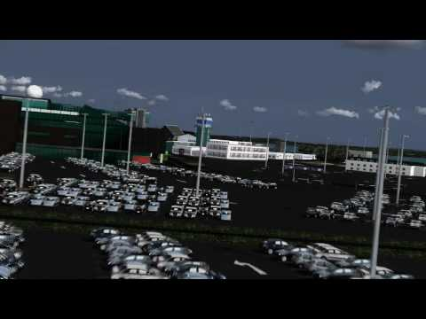 Eiresim Shannon Airport Teaser Video - FS2004