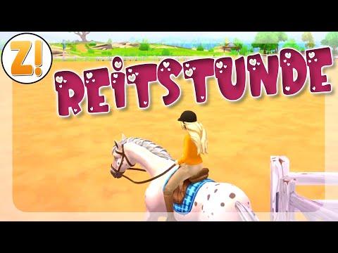 ERSTE REITSTUNDE! 🐎 SCHLEICH PFERDE SPIEL! #05 | Horse Club Adventures