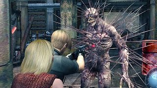 Resident Evil 4 Remastered Gameplay Albert Wesker PS4/Xbox one