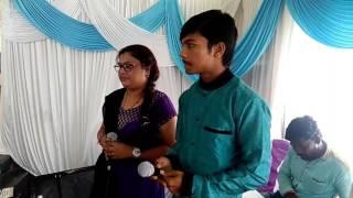Ninna lajje Ondu sangeetadante (saagariye saagariye song)  sung by Vinod katageri and sonu bijapur