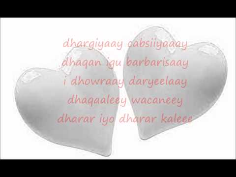 heestii hooyo macaan lyrics 2013
