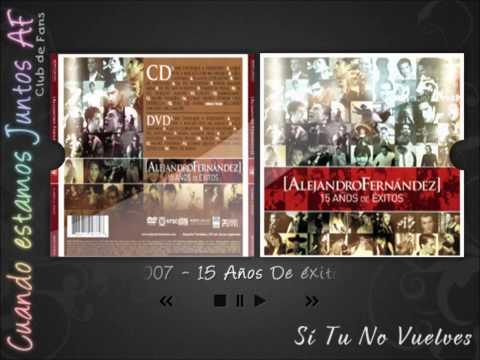 Alejandro Fern�ndez - Alejandro Sanz - N�o Me Compares ft. Ivete Sangalo