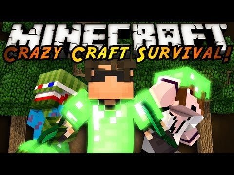 Minecraft Crazy Craft 2.0 : INTO THE ANT WORLD!