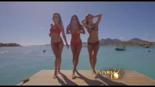 Modelsice na Karibima