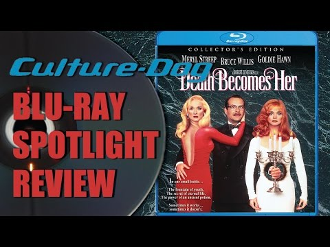 Blu-Ray Review: Death Becomes Her (1992) [Scream Factory Collector's Edition]