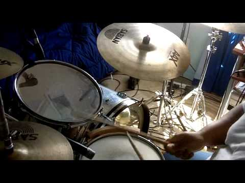 Beverly Crawford - He Lives (Drum Cover)