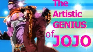 The Artistic Genius of Jojo's Bizarre Adventure