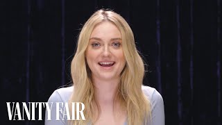 Dakota Fanning Can Name All of the American Presidents | Secret Talent Theatre | Vanity Fair