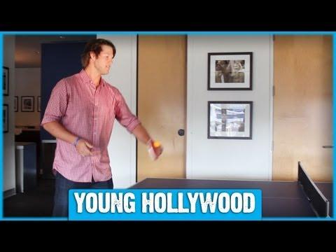 Celebs & Athletes Ping-Pong 4 Clayton Kershaw