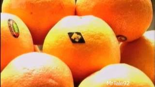 MTV Bumper - Fruits with stickers
