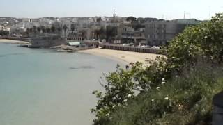A view of Otranto Beach