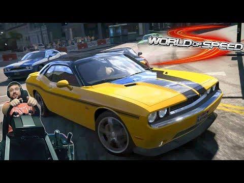 Обзор World of Speed - деградация года теперь в Steam - что изменилось за год?