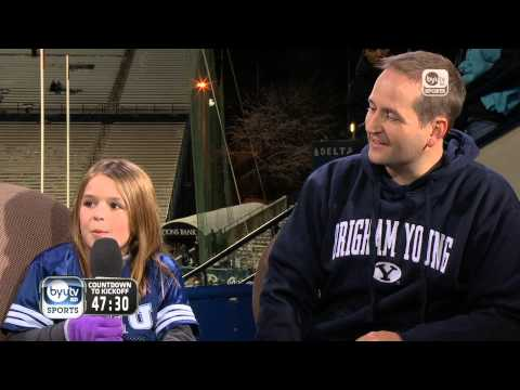 Sam Gordon 9-Year-Old Girl Football Player on BYUtv
