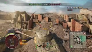 LifelikeYeti72 playing World of Tanks on Xbox One