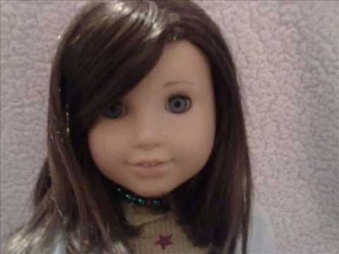 How To Make A Sidebang For Your American Girl Dollwithout