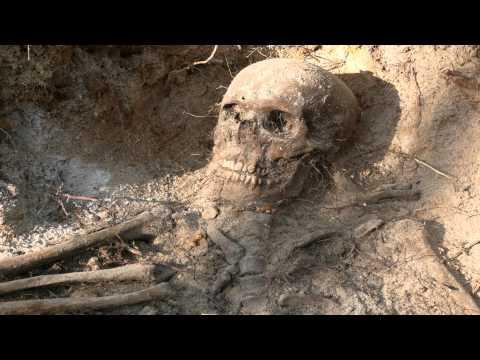Топ самых страшных находок археологов