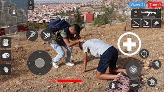 Free Fire In real life [ENG] [AR]