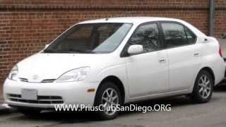 Sell Your Prus to the Prius Club of San Diego - Prius V