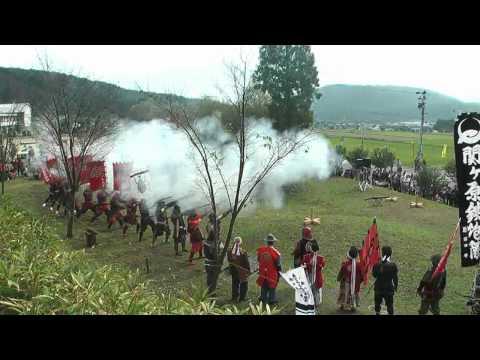 関ケ原合戦410年祭×Goovie ~笹尾山会場~