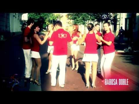 Babosa Doble Rueda Figura Dolce Dance