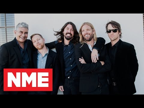 Foo Fighters' Dave Grohl: 'Glastonbury Should Give Us A Call - We'll See What Happens'