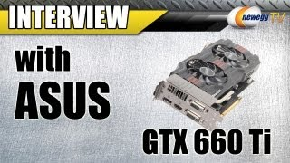 Newegg TV_ ASUS GeForce GTX 660 Ti 3-Way SLI Demo with J.J.