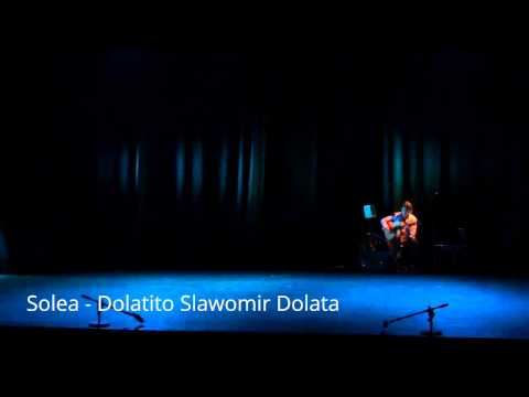 Flamenco   Solea  Nauka Gry Na Gitarze   Dolatito  Slawomir Dolata