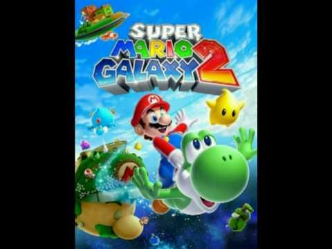 Super Mario Galaxy 2 Music - Throwback Galaxy
