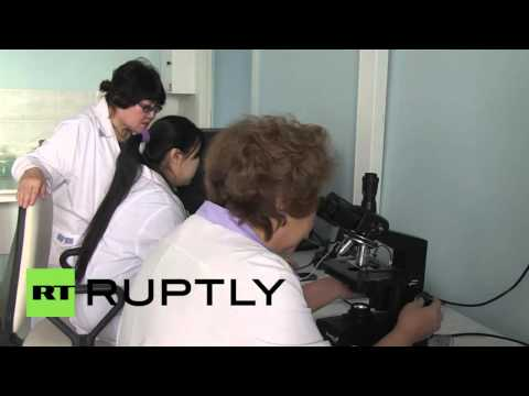 Russia: Is this the REAL elixir of life? Scientists think immortality may be one drop away