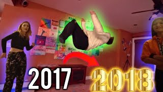 FLIPPING INTO 2018!! *LAST VLOG OF THE YEAR*