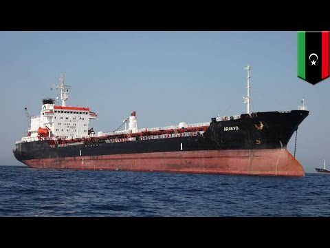 Libya Civil War: Government warplanes bomb Greek-operated oil tanker ARAEVO