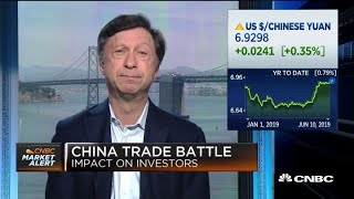 Trade war fallout would be worse for US than China, says strategist