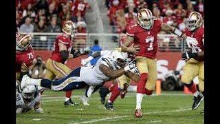 Longest Quarterback Runs in NFL History (50+ yards)