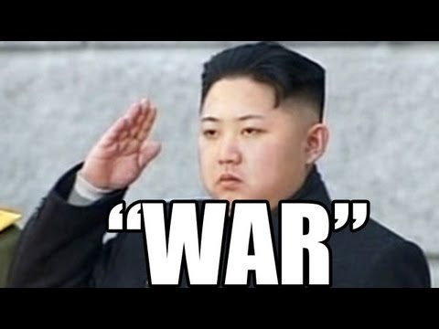 North Korea Threatens War
